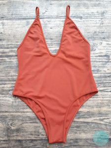 Full Piece Swimsuit BrandNew Swimwear